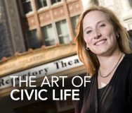 Melynne Klaus: The Art of Civic Life