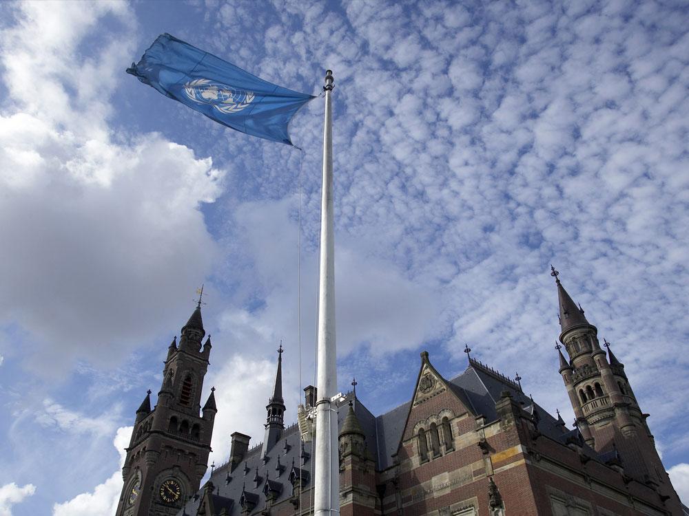 Украина собирается судиться с Россией в Международном суде ООН в Гааге