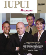Summer 2007 IUPUI Magazine cover